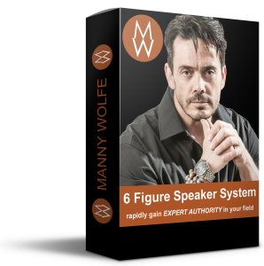 6 Figure Speaker System by Manny Wolfe