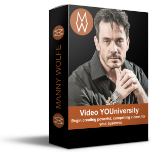 Video Youniversity Manny Wolfe Product